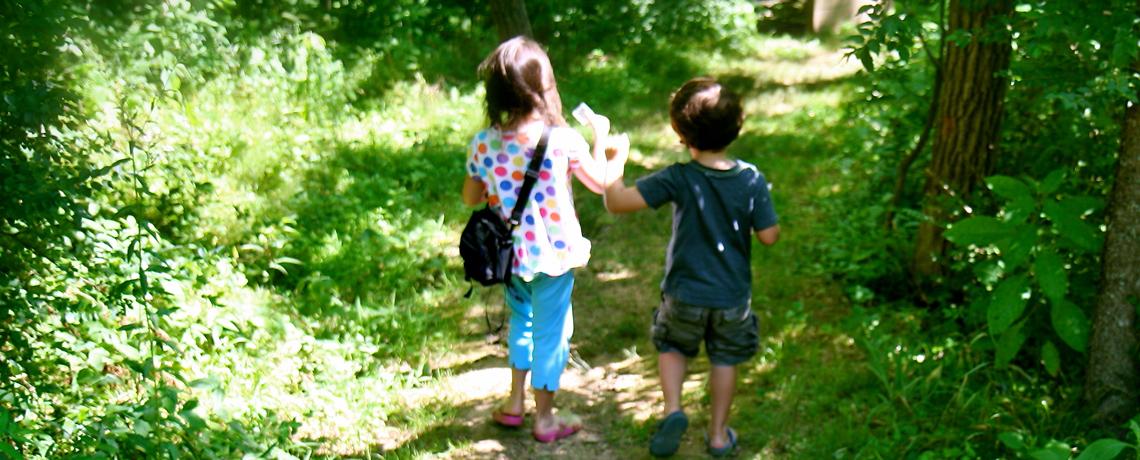 Young Hiker Program