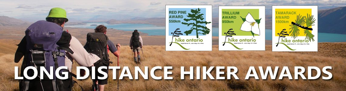 Long Distance Hiker Awards